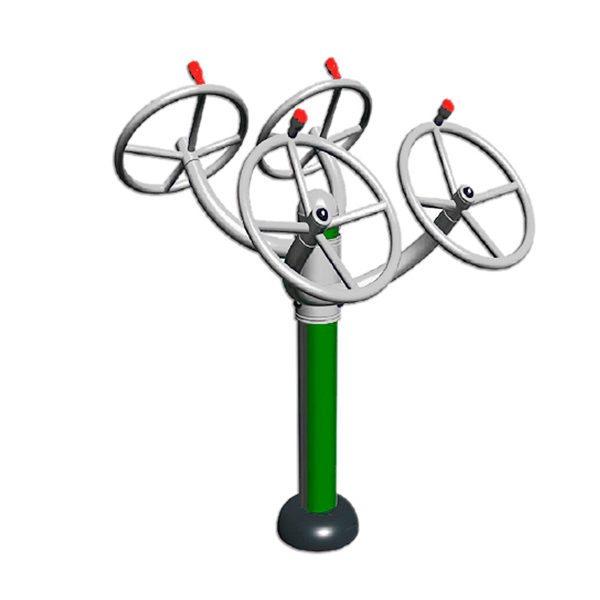 el-volante-verde