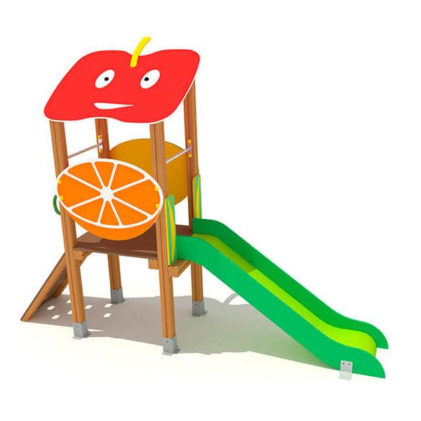 FRU-001_torreta_1_con_frutas_juegos_infantiles_urbijuegos